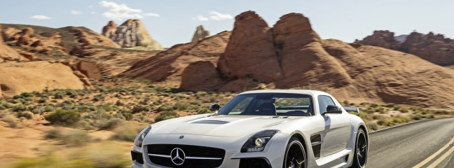 SLS AMG Coupé Black Series, (C 197), 2012
